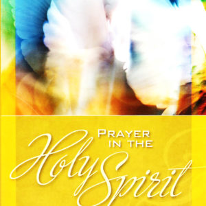 Benny Hinn Prayer in the Holy Spirit - CD