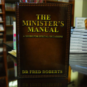 Dr Fred Roberts - Ministers Manuel