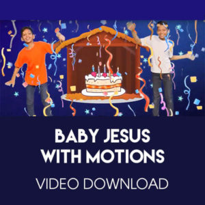 Baby Jesus - Hand Motions